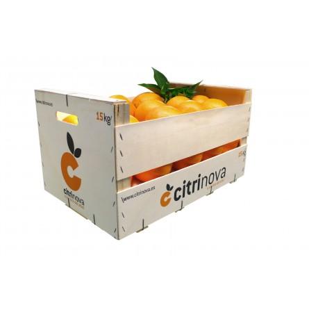 Naranjas Valencianas Naturales Navel 10Kg
